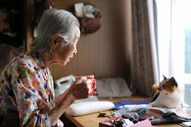 『ばーちゃんのホットする時間』山口県 石丸 弥智江(い...