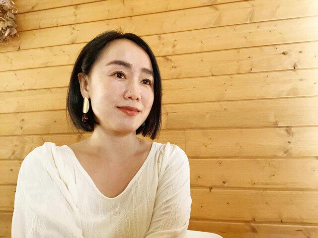 小林香代子さん(カレイドジャパン 化粧品事業部 VALCENA JAPAN ブランドディレクター)