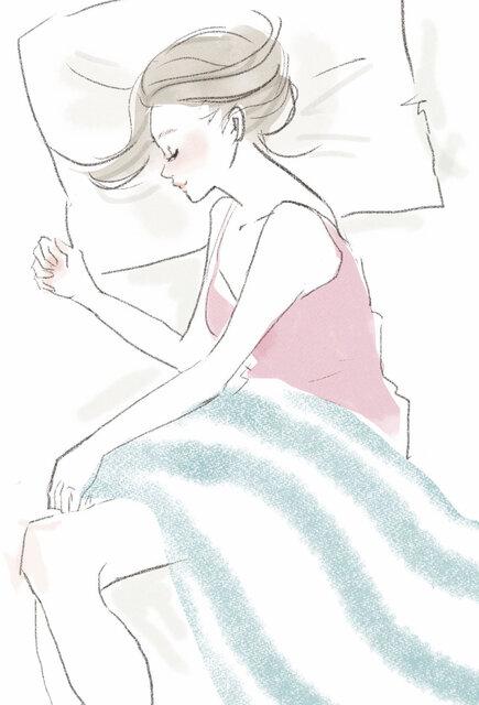 (4)血流改善で快眠