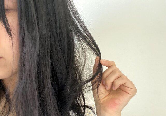 髪の毛イメージ