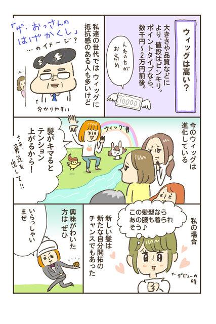 """うる""""老い""""生活・髪の毛編6"""