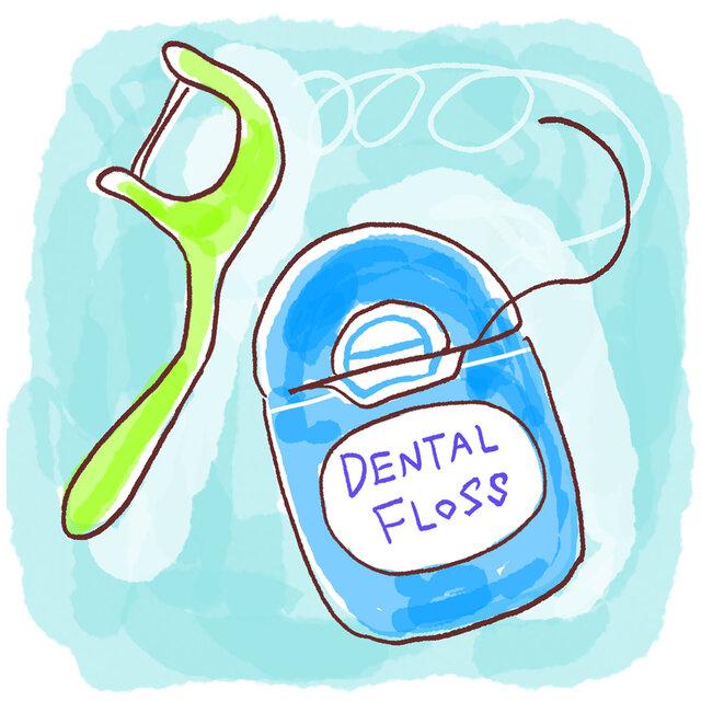 40代からの歯間ブラシorフロスは必須!