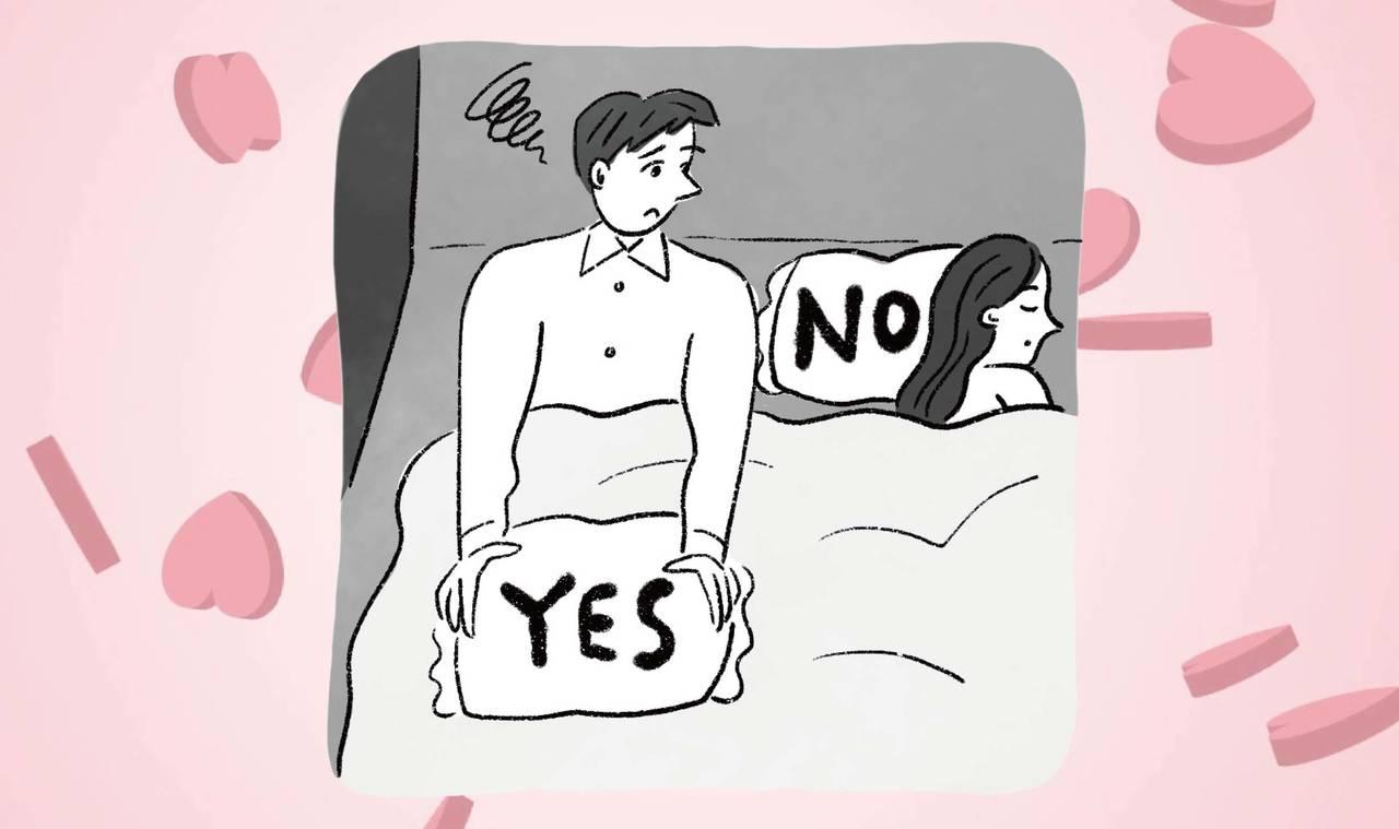 やっぱりみ〜んな「セックスレス」だった!?