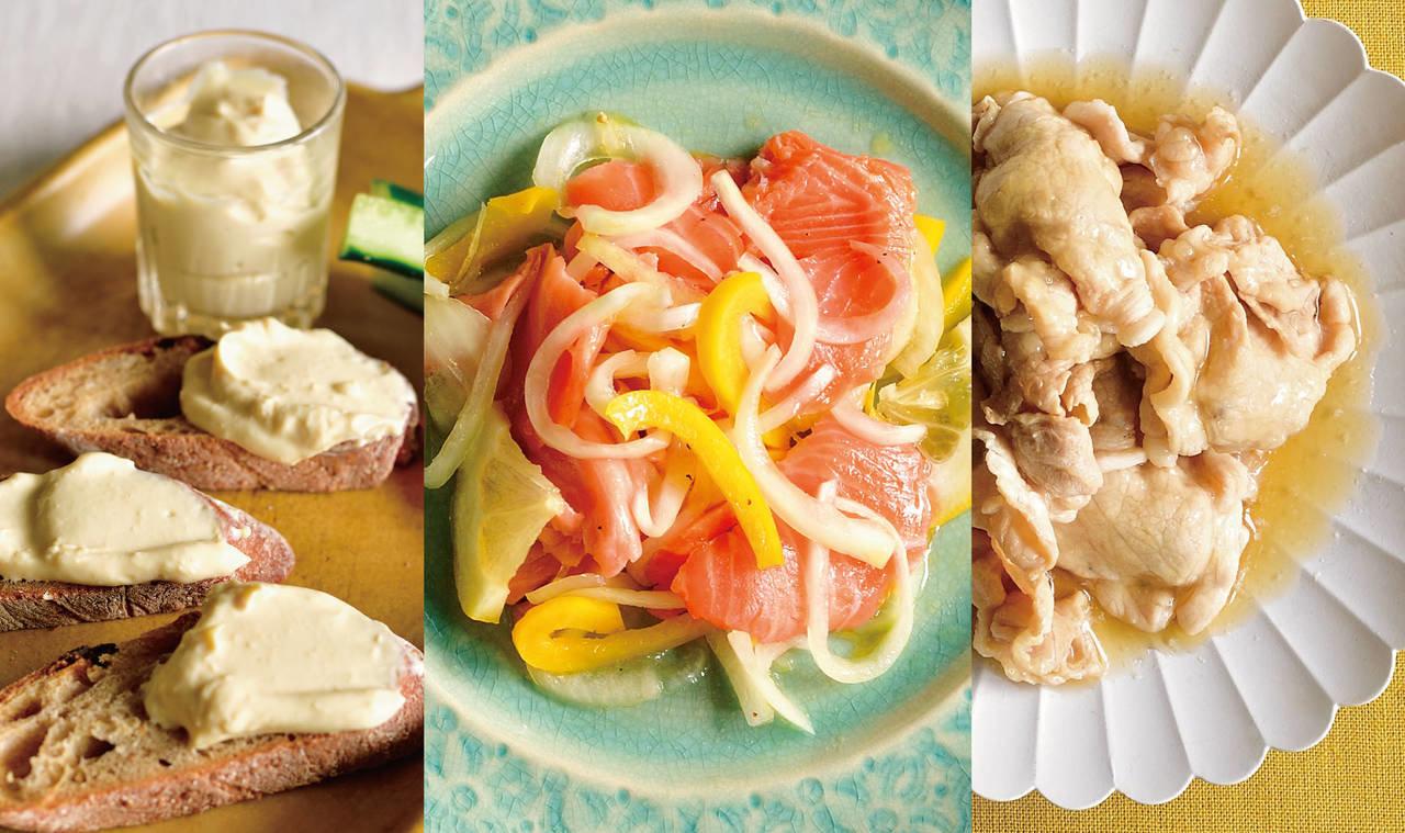 簡単おいしい作り置き! 爽やか漬け込みレシピ(2)肉・魚・豆腐編|からだにいいことWeb