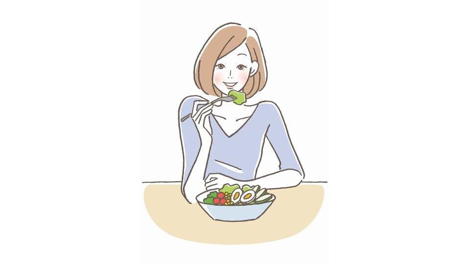 検定クイズに挑戦! 噛むこととダイエットの関係は?|からだにいいことWeb