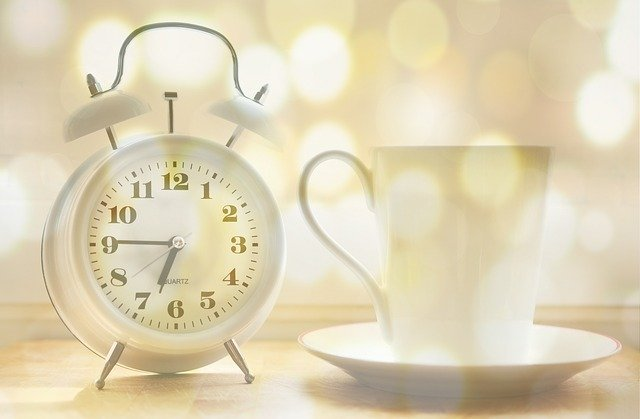 Alarm Clock Coffee Cup Time Of - Free photo on Pixabay (19005)