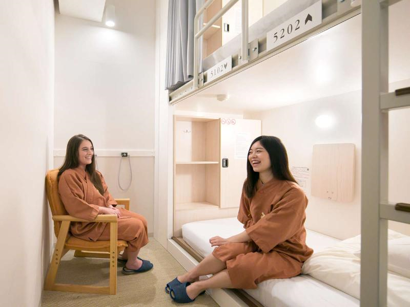 女生也可以安心入住!東京安全設備完善的人氣膠囊旅館19選