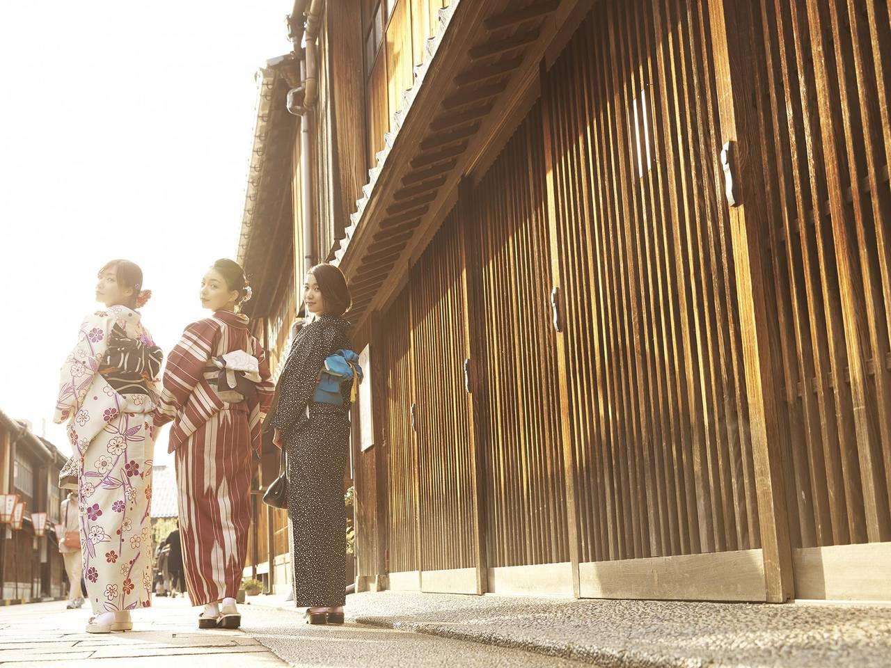 【金澤時尚閨蜜旅遊☆】金澤的經典觀光美食景點