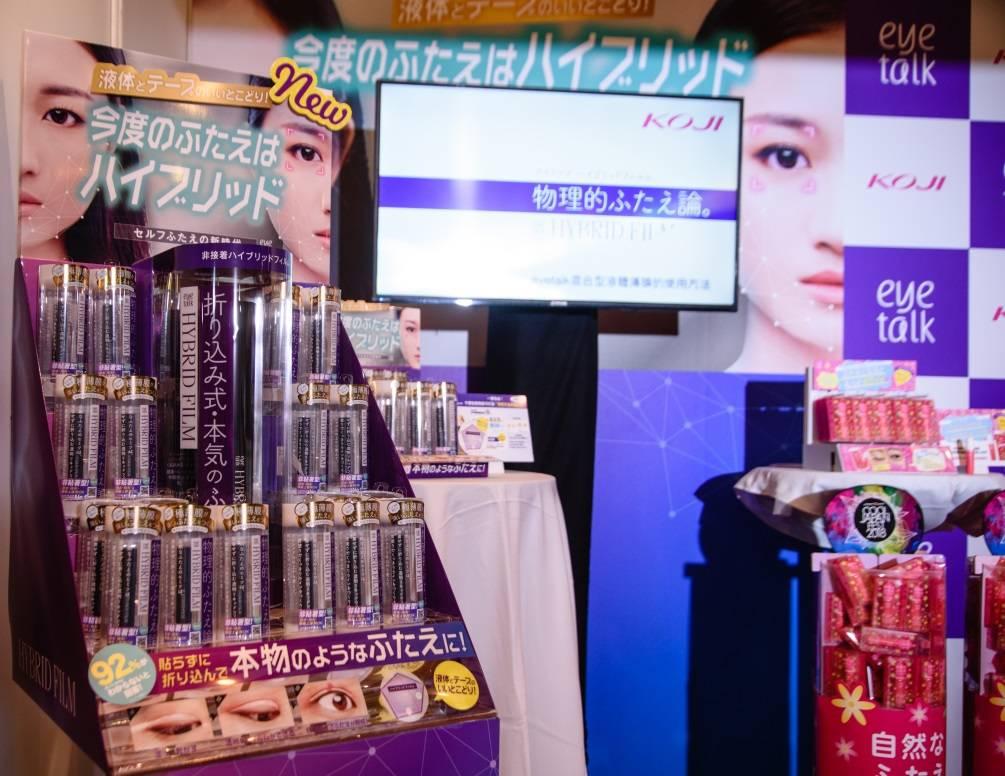 【Cool Japan Fest】可愛+美麗=無敵 KOJI本舖、Grape Stone幫你妝點內外