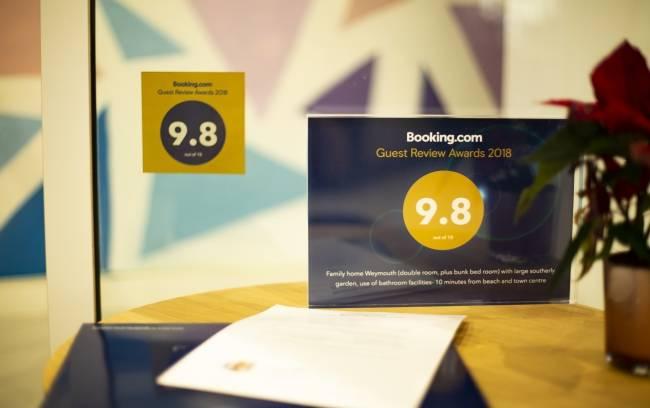 Booking.com公布「2018年住客評分卓越獎」 公寓住宿二連霸