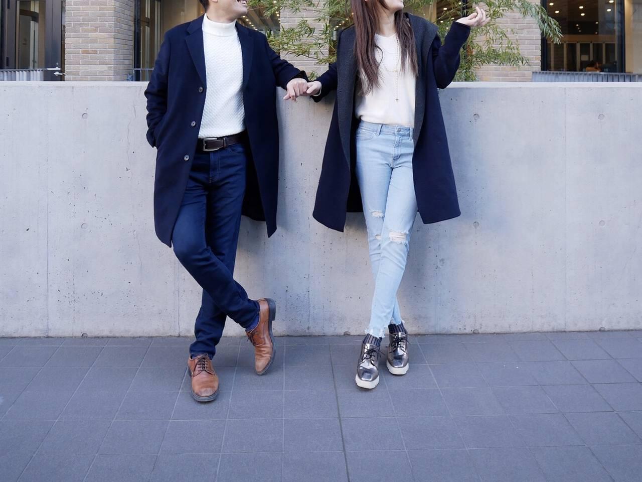 【文末抽獎】「我的丹寧,我的精采生活」UNIQLO牛仔褲情侶冬季初春穿搭Look book!