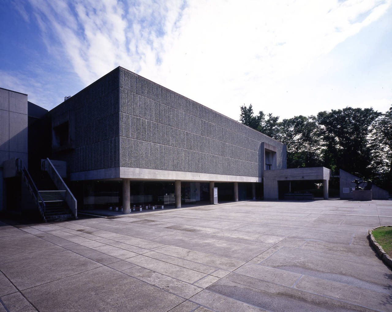 世界遺產國立西洋美術館設計師 勒·柯比意作品展就在上野