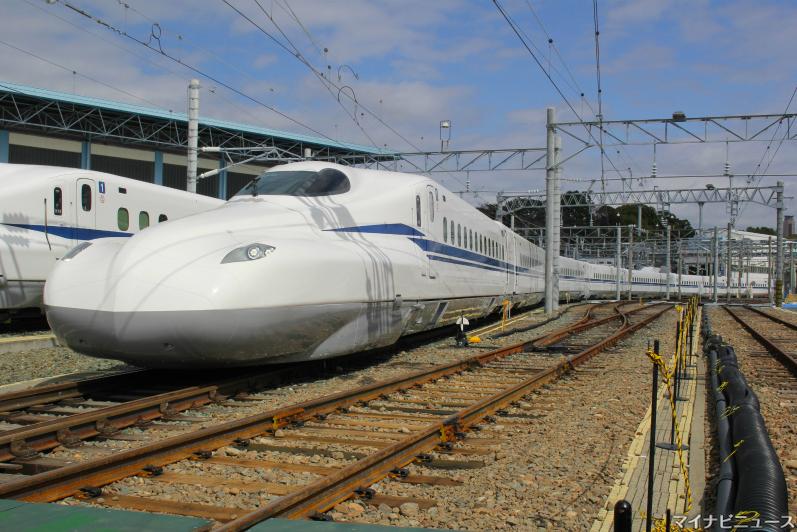 新型新幹線JR東海N700S將於2020年7月登場 置換N700型車輛