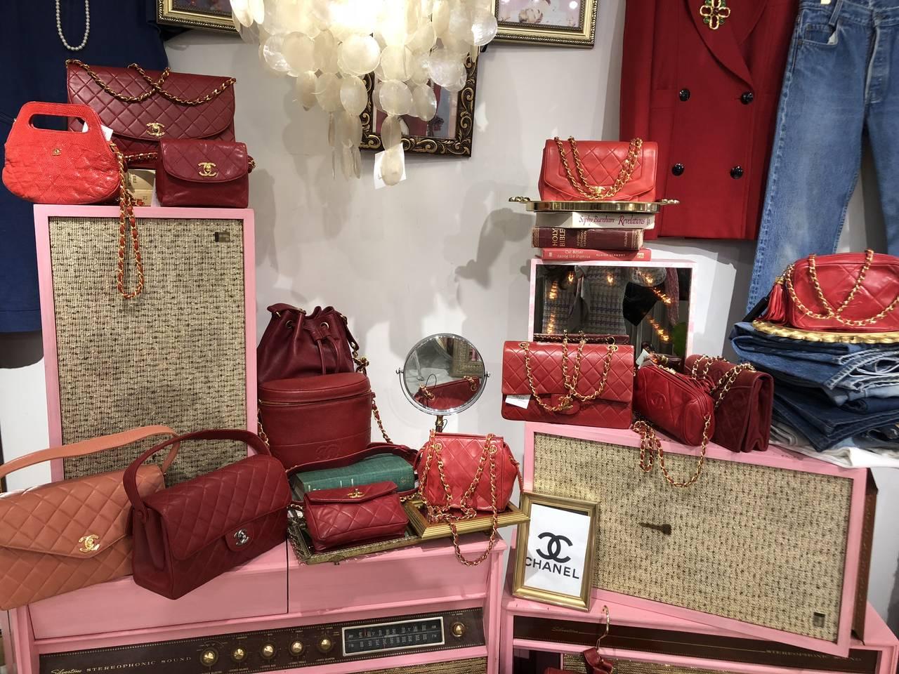【我的日本生活物語】古董奢侈品包包這裡淘- VINTAGE QOO TOKYO