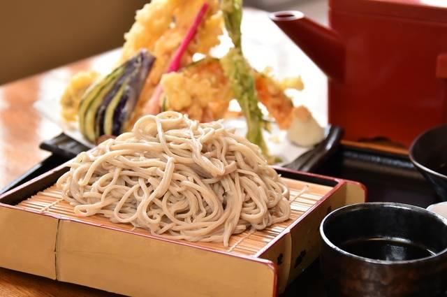 蕎樂亭(Kyourakutei)— 米其林等級的蕎麥麵餐廳