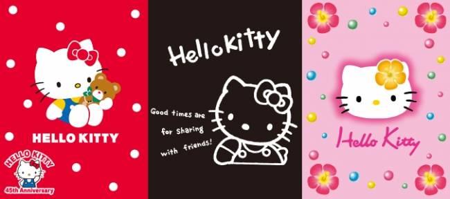【三麗鷗官方推出】Hello Kitty 45週年紀念商品 8、90年代的懷舊Kitty超可愛~