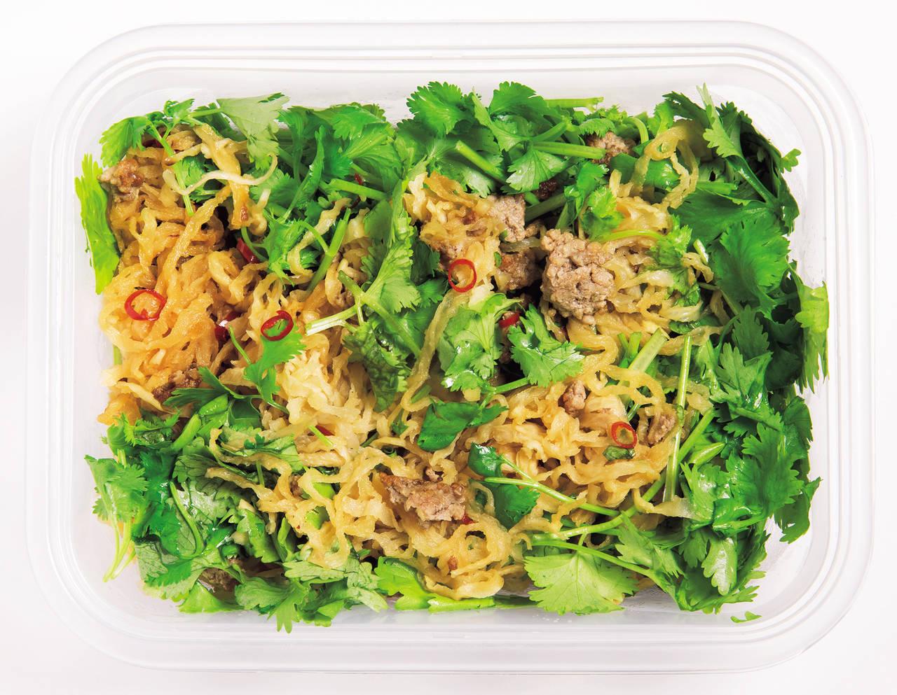 【白色蔬果】清一色白食譜!日本超人氣「紫蘇涼拌蘿蔔絲」和「泰式涼拌蘿蔔絲」
