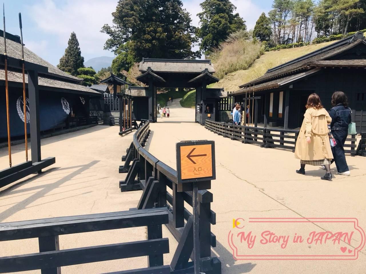 【我的日本生活物語】箱根私房景點 江戶時代東海道上的檢查站「箱根關所」
