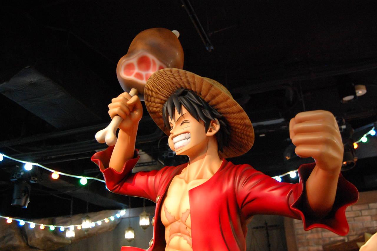 跟航海王一起冒險吧!東京One Piece Tower慶祝動畫20周年內容大翻新