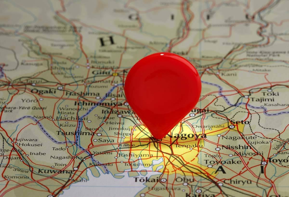 以名古屋站為中心,周邊的1小時遊樂景點【暢遊日本APP】