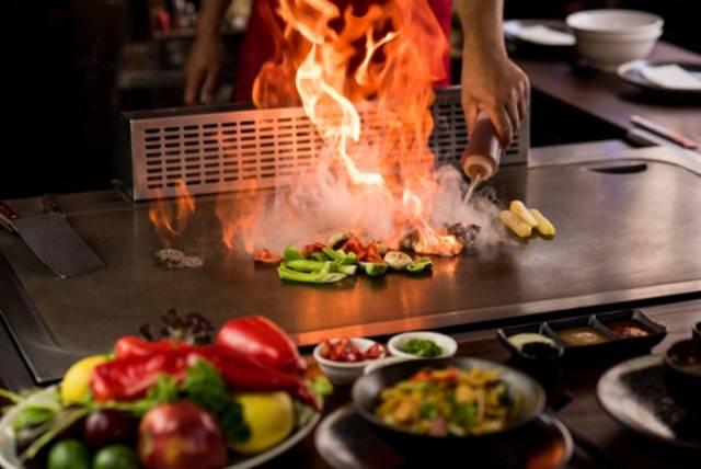 福岡最好的鐵板燒在這裡!