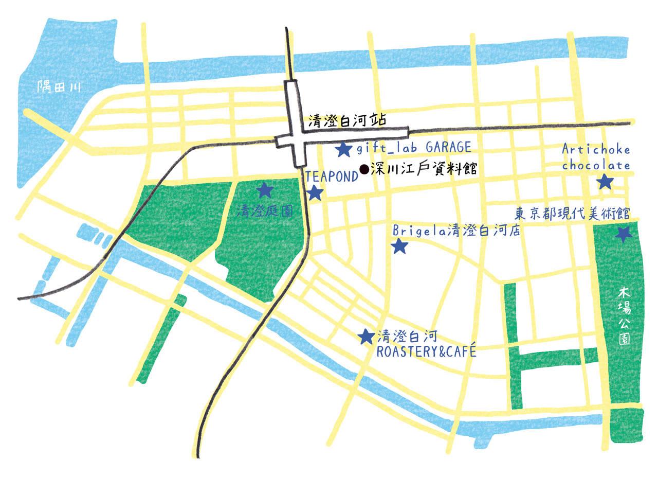 【關東・東京】深受文青族群喜愛的流行街區「清澄白河」【暢遊日本vol.40】