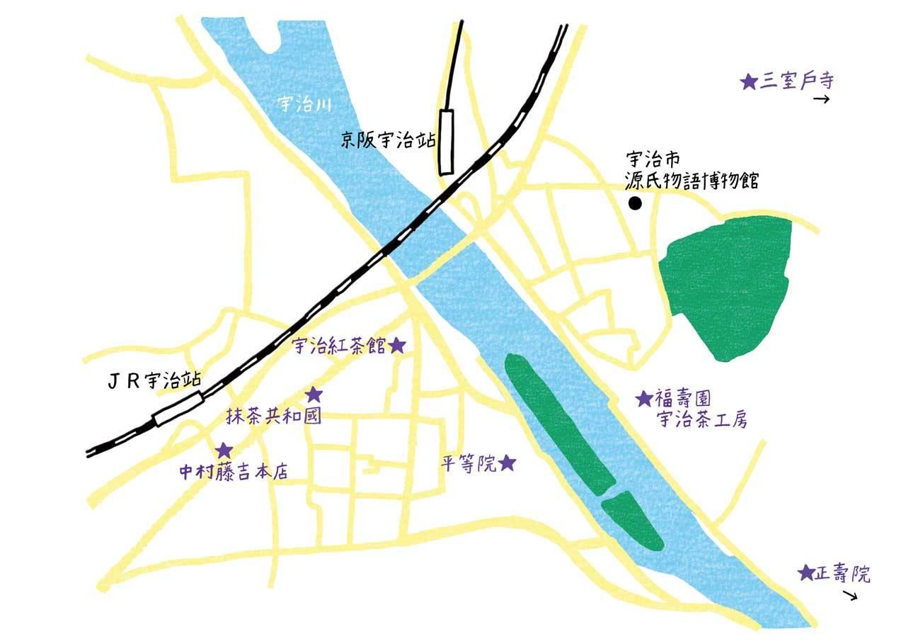 【關西・京都】平安文化與茶的城市 「宇治」【暢遊日本vol.40】