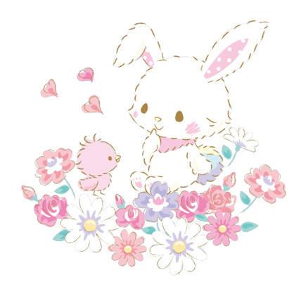 「許願兔梅爾」將於7月12日在三麗鷗和諧樂園首度登場 還會穿上浴衣哦