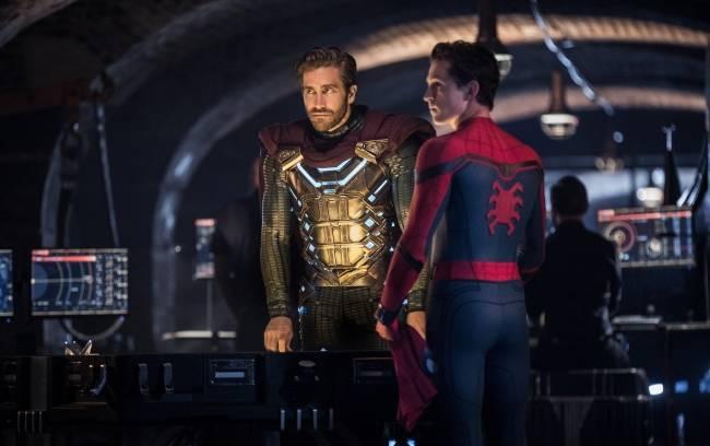 電影『蜘蛛人:離家日』搶先全球上映!新英雄神秘客實際服裝展現正舉辦中
