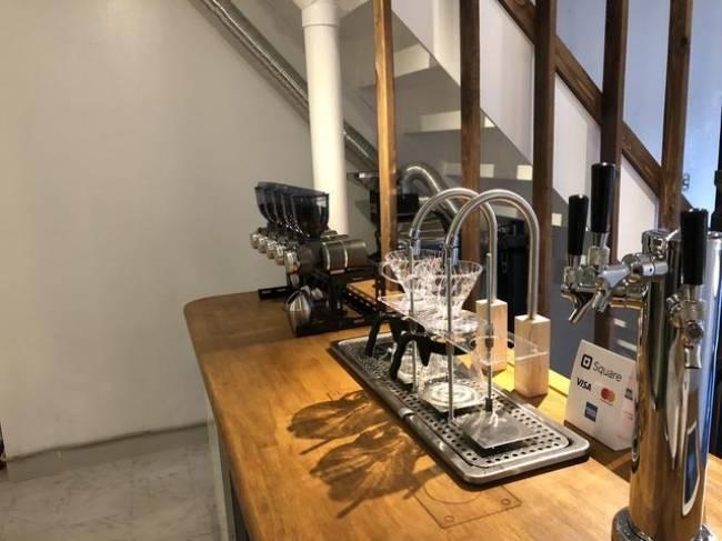 機器人沖煮的最先進咖啡體驗