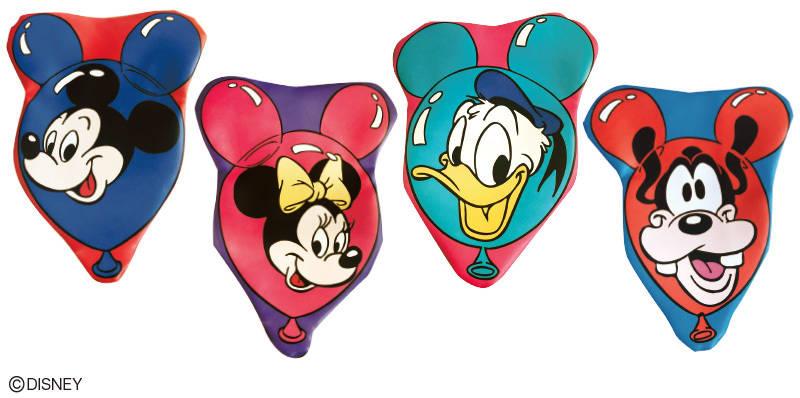 ●氣球造型化妝包(全4種) ★Kiddy Land先行販售