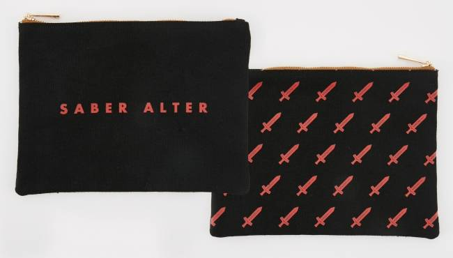 SABER&ALTER POUCH