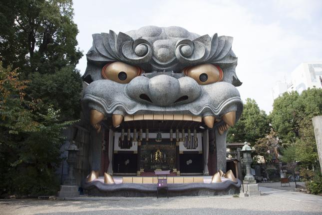 画像提供:難波八阪神社