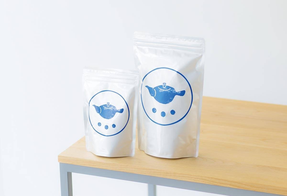 莖焙茶(700日圓)咖啡因含量低且溫潤回甘,適合就寢前喝一杯暖暖身子。