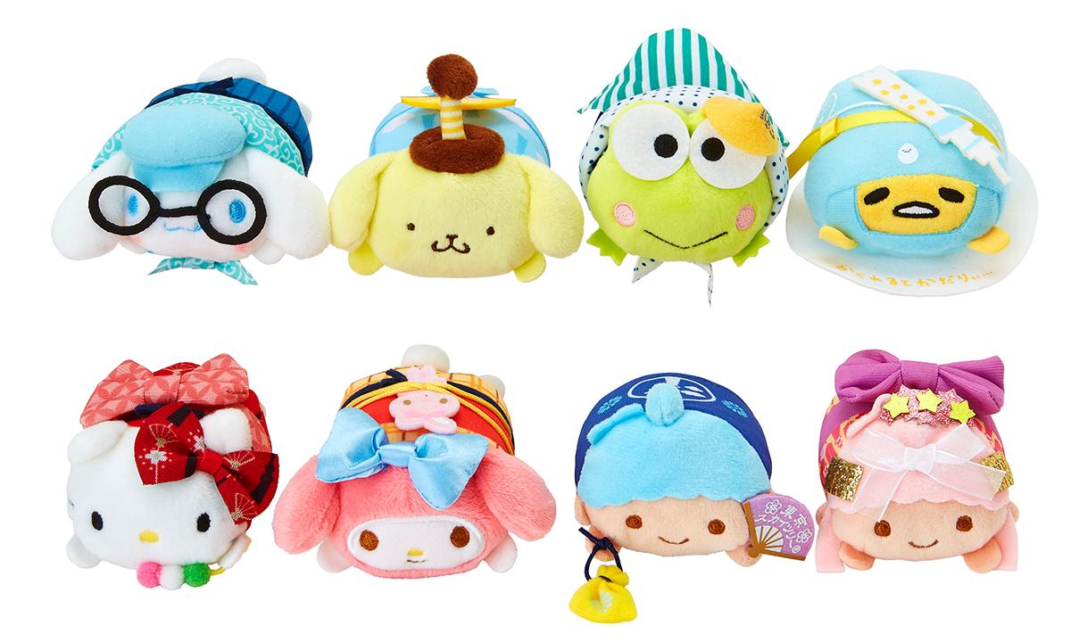 小玩偶 756日圓 全8種
