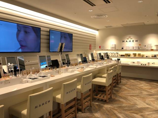 「MAMEW」新宿東口SABUNADO店提供「白銀診斷課程」
