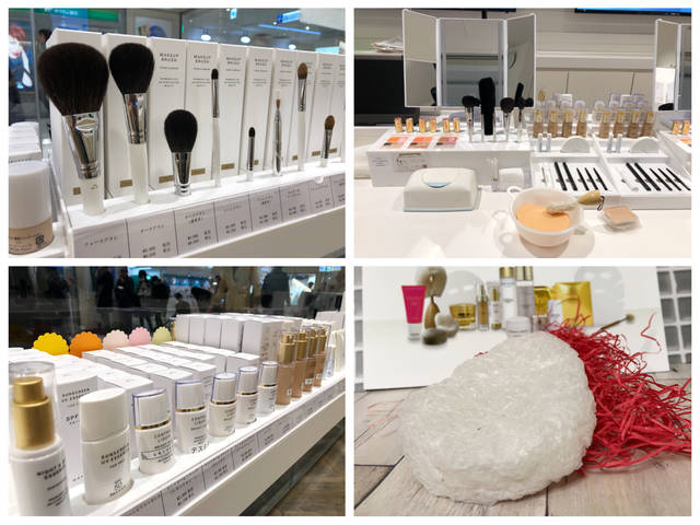 化妝刷及潔顏蒟蒻海綿等彩妝小工具
