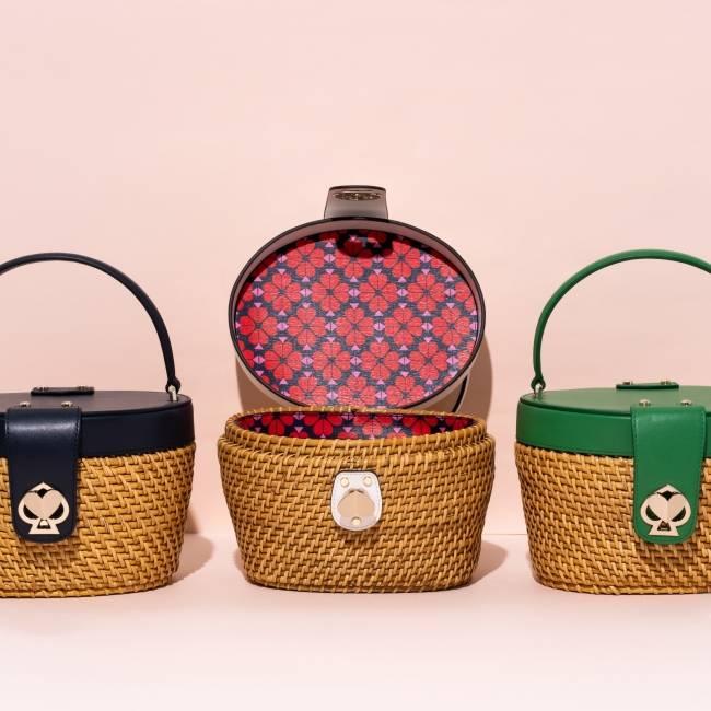 rose medium top handle basket 50,000日圓