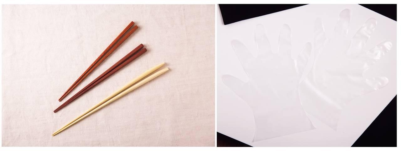 ・裝常備菜時不要重複使用同一雙筷子
