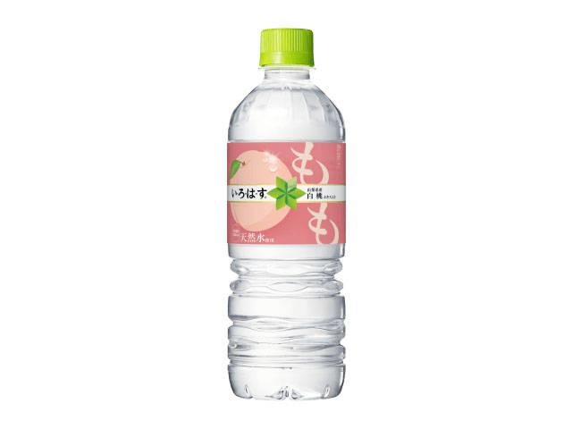 「I LOHAS蜜桃」 555ml 寶特瓶