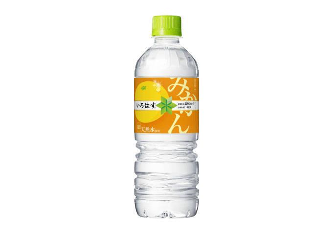 「I LOHAS橘子」 555ml 寶特瓶