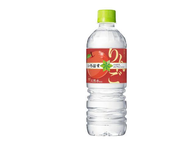 「I LOHAS蘋果」 555ml 寶特瓶