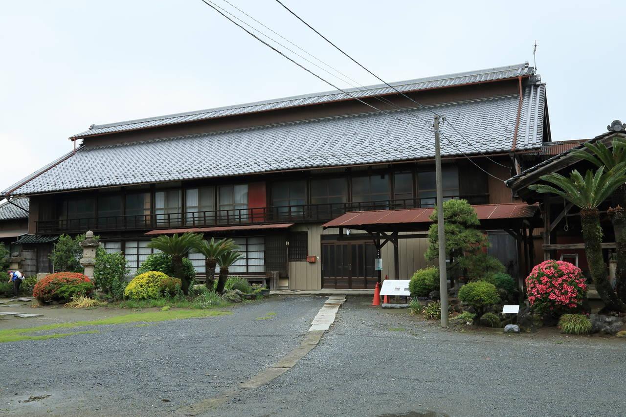 田島彌平舊宅。