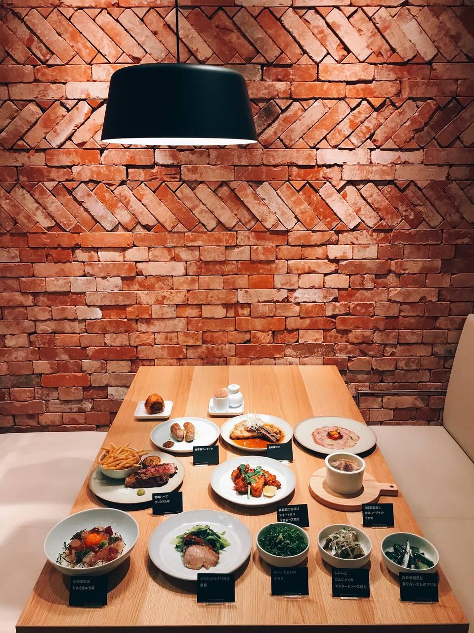 ▲使用產地新鮮直送的食材,以蔬菜為中心提供客人健康好吃的一品料理。 早餐大約500日圓,午間套餐約850~1000日圓,晚餐約400~2900日圓,非常經濟划算的價位。