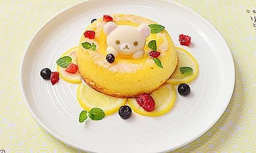 熊妹的瀨戶內檸檬戚風蛋糕  980日圓