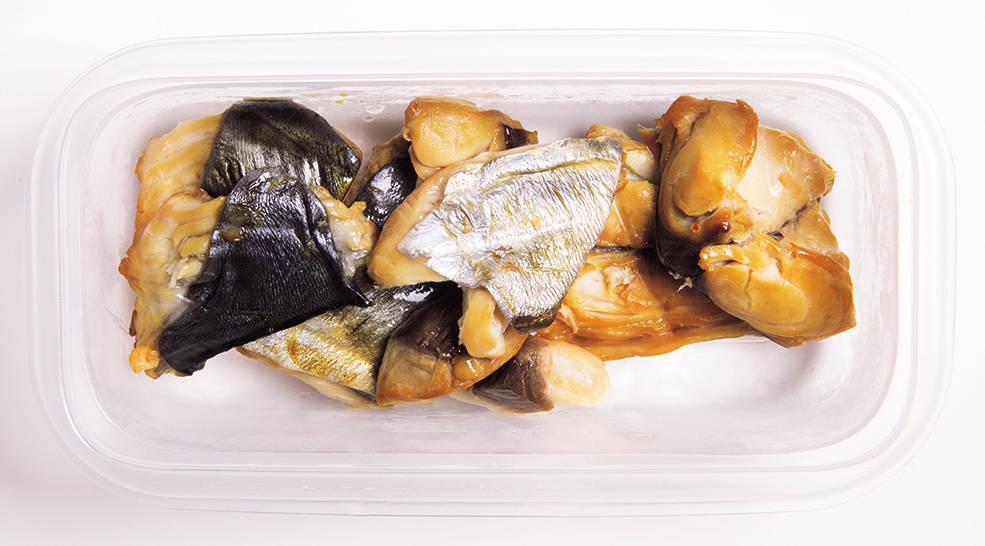 香烤柑橘土魠魚