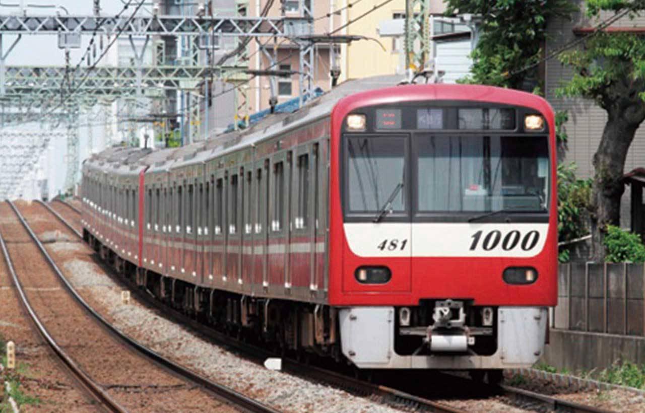 「KIRIN x KEIKYU喜力啤酒列車」使用了新1000型