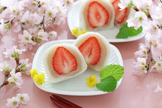 草莓大福(Ichigo Daifuku)