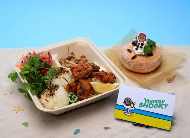 SHOOKY:糯米粉炸雞