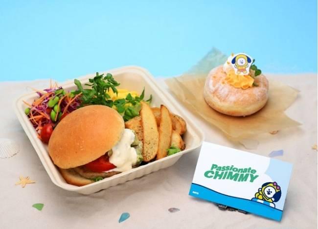 CHIMMY:夏威夷漢堡